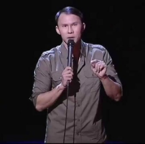 GIs of Comedy founder Thom Tran.
