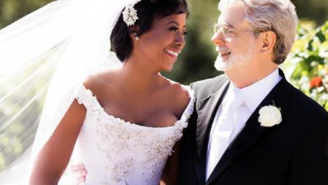 Ethereal George and Mellody wedding pic