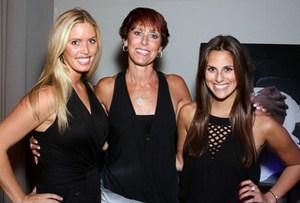 Meredith Rooney, Marla Neuman, Emily Neuman