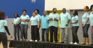 Awesome gospel choir