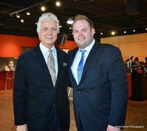 Rick Mancuso and Andrew Hart