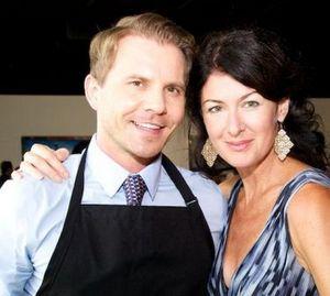 Jacob Neminarz and Debi Lilly