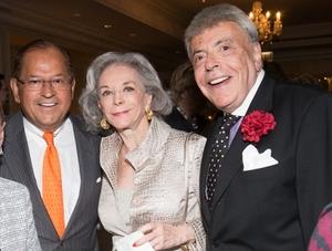 Manny Sanchez, Cynthia Olson, Stanley Paul