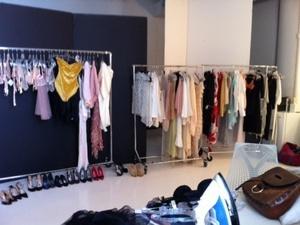 Wardrobe, wardrobe, wardrobe!