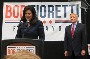 Nicki Pecori introduces her fiance Bob Fioretti