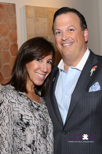 Co-chairs Nina Mariano and Paul Iacono