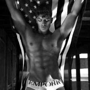 Model David Granados