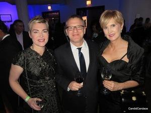Rebecca Jelfo, David Zivan and Margaret O'Connor.