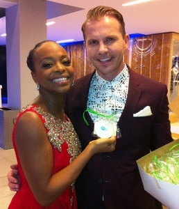 Rochelle with Jacob Neminarz (Sugar Hills Bakery)
