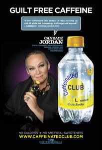 Candace Jordan for Caffeinated Club