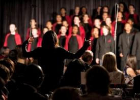 Chicago Children's Choir performance