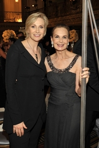 Jane Lynch and Christina Gidwitz