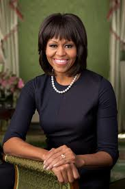 Honorary chair First Lady Michelle Obama