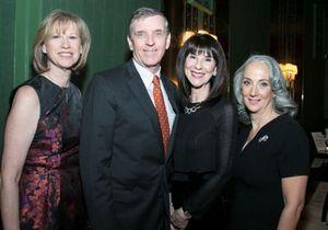 Susan Erler, Kevin Bell, Karen Peterson, Lisa Genesen.