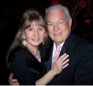Donna LaPietra and Bill Kurtis