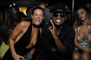 Julz Goddard and Ne-Yo