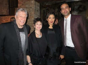 Ilene and Bruce Duhan with Azeeza and Rehan Khan