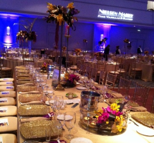 Elegant Ballroom decor