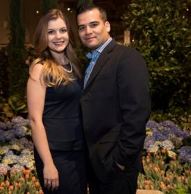 Alison Neumann and Kenny Celada