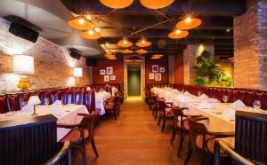 Formento's restaurant at 925 W. Randolph