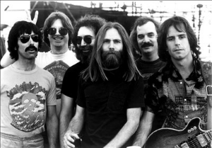 The Grateful Dead were inducted into the Rock and Roll Hall of Fame in 1994