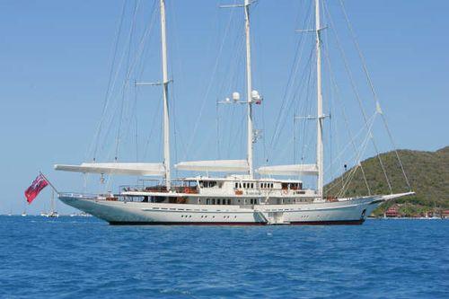 Jim Clark and his Amazing US$ 70 Million Sailing Yacht Athena