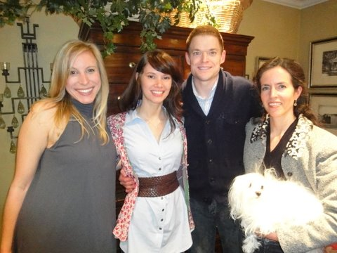 Lauren Dobies, Nicki and Nicholas Patrick, Mary Anne Melchior