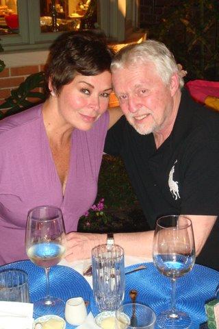 Nadine and Ira Epstein